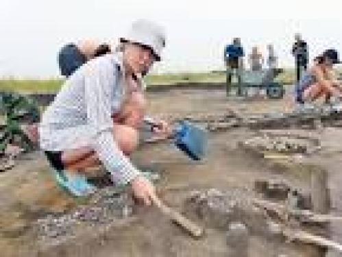 Археологические памятники лесного зауралья