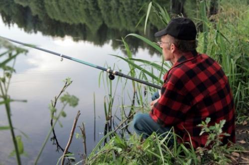 организованная рыбалка на енисее