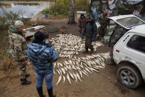 рыболовные базы мвд