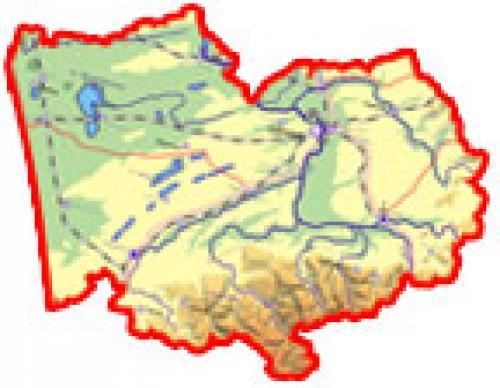 Алтайского края и проходит